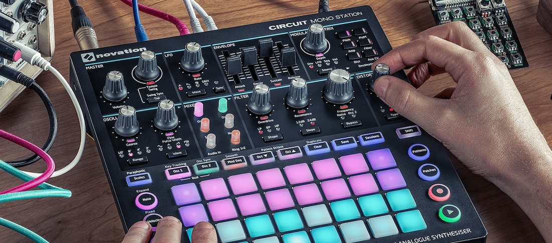 New Gear Review: Circuit Mono Station by Novation