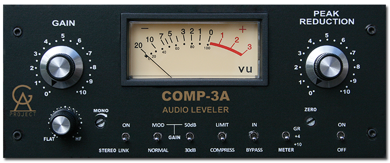 New Gear Review: COMP-3A by Golden Age Project