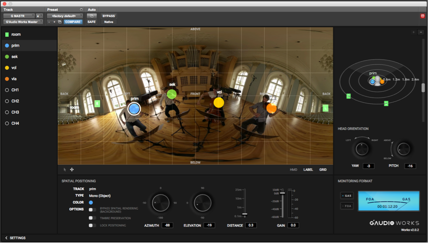 Audio Mixing for VR: The Beginners Guide to Spatial Audio, 3D Sound