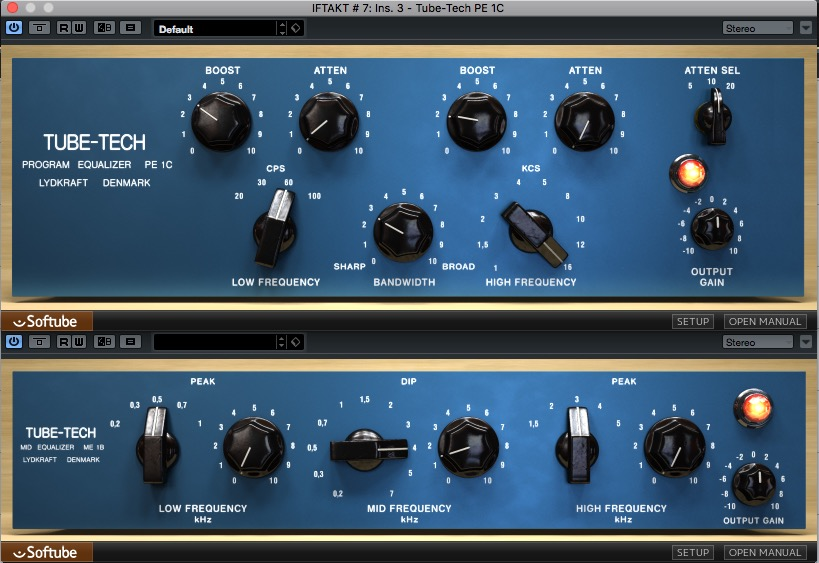 harrison eq plugin