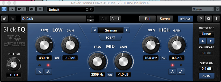 The Great Mix Bus & Mastering EQ Plugin Roundup: Which One