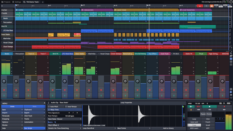 New Gear Alert: Tracktion's Waveform 9, Iconic Roland Drum Sounds