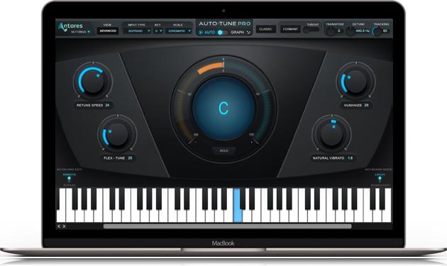 New Gear Alert: Antares Auto-Tune Pro, HD9 Headphones by PreSonus