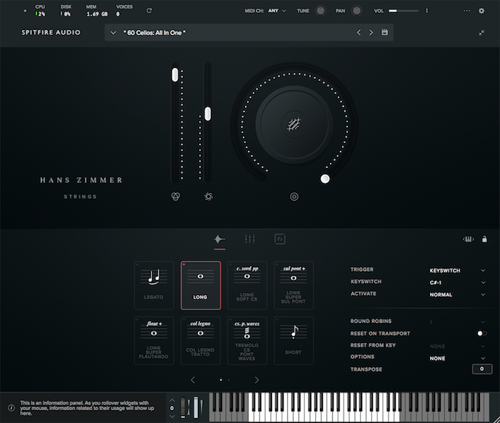 New Software Review: Hans Zimmer Strings by Spitfire Audio