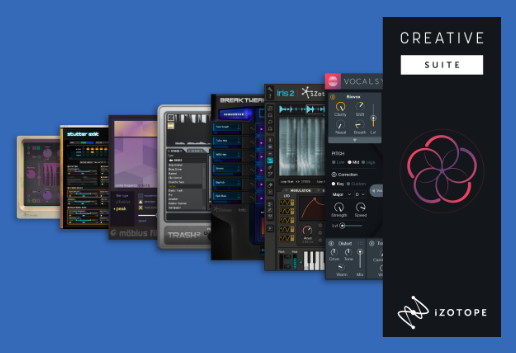 New Gear Alert: SSL Native V6 Plugins, iZotope's VocalSynth 2 and