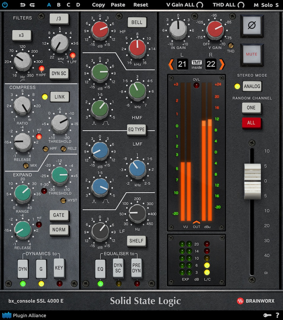 Best Plugins: The Great SSL Channel Strip Roundup — SonicScoop