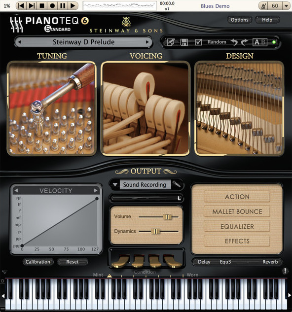 New Software Review: Pianoteq 6 Physically Modeled Piano