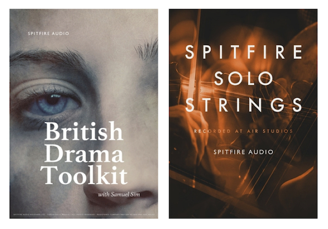 New Software Review: Spitfire Audio British Drama Toolkit and Solo