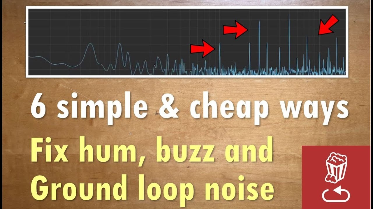 6 Ways to Eliminate Unwanted Noise in Your Studio Setup