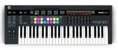 New Gear Alert: SL MkIII Controllers by Novation, Eventide