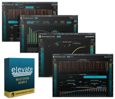 New Software Review: Elevate Bundle by Eventide & Newfangled