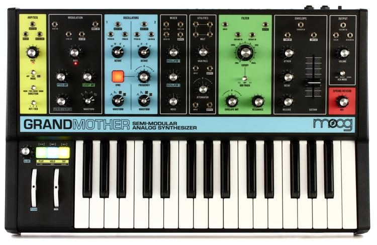 7 of the best analog synths under 1 000 sonicscoop. Black Bedroom Furniture Sets. Home Design Ideas