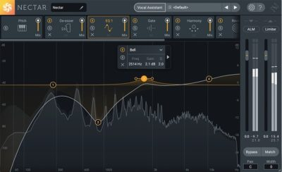 New Software Review: Nectar 3 by iZotope — SonicScoop