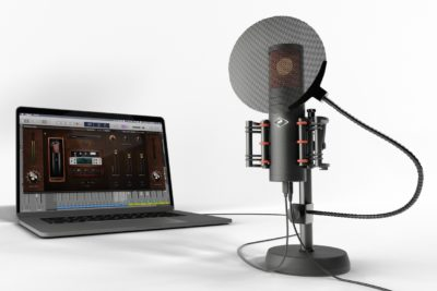 New Gear Alert: Waves eMotion LV1 Mix System, Antelope's