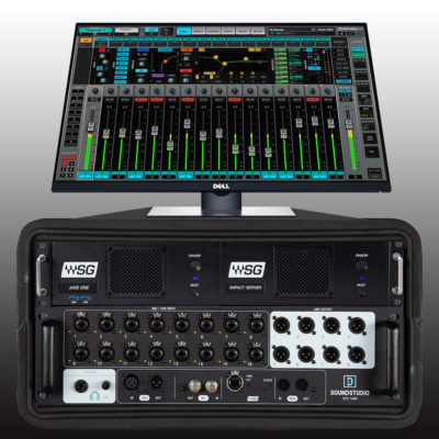 New Gear Alert: Waves eMotion LV1 Mix System, Antelope's Edge Go