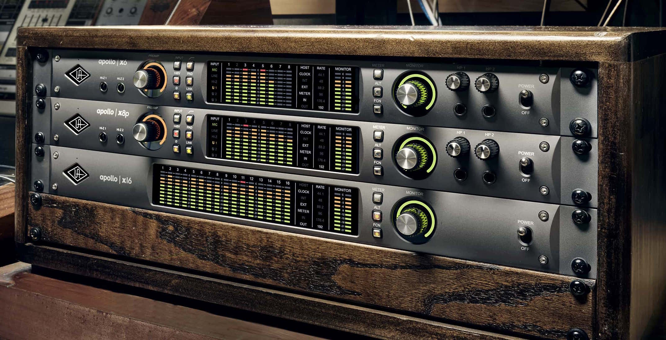 New Gear Review: Apollo x8 and x Series Interfaces from Universal
