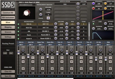 New Software Review: Steven Slate Drums 5 — SonicScoop