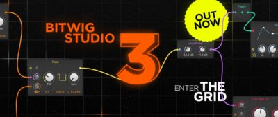 New Gear Alert: Bitwig Studio 3, Abbey Road Headphones