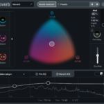 Neoverb is iZotope's new intelligent reverb.